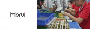 Morui Power Bank Manufacturing Process